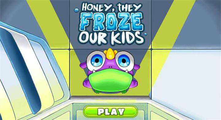 Froze Our Kids
